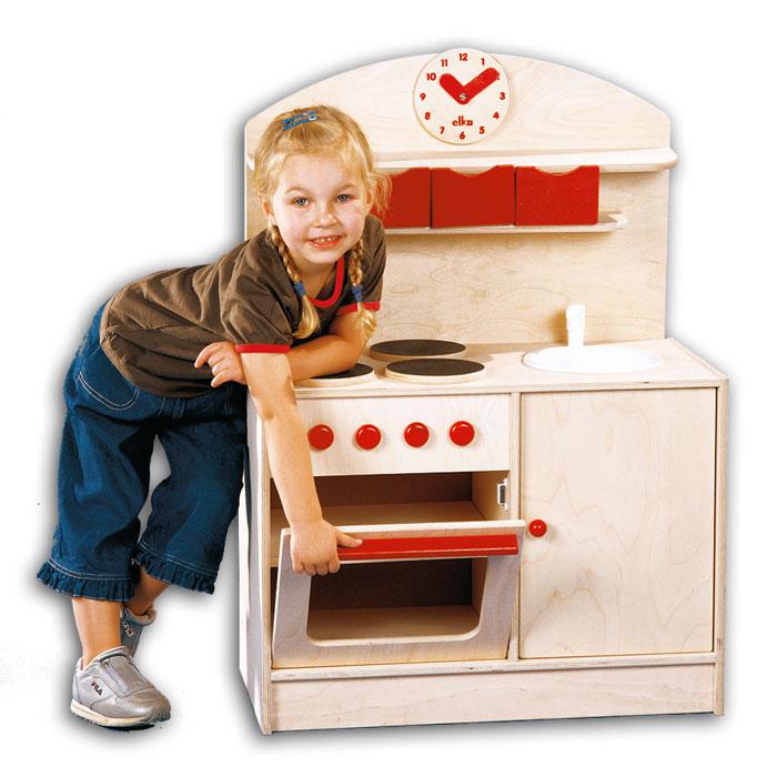 Plaho kinderkuche spielkuche bilbao aus holz ebay for Kinderküche aus holz