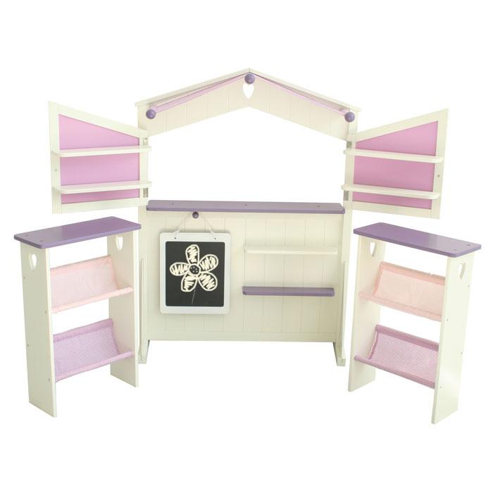 roba kaufladen fienchen aus holz kaufmannsladen ebay. Black Bedroom Furniture Sets. Home Design Ideas