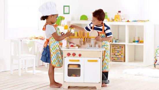 Spieletipps für Kinderküchen