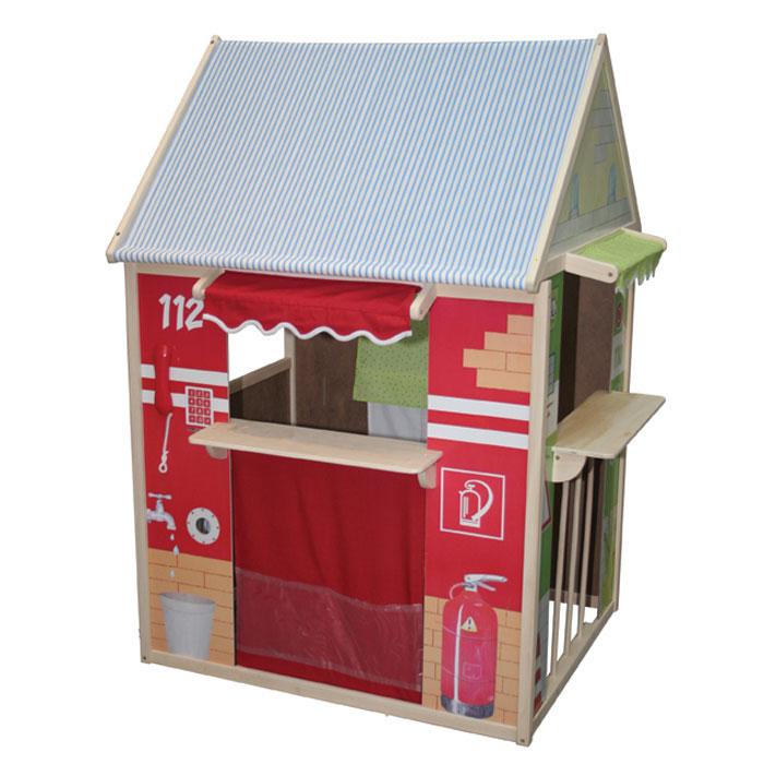 kaufladen spielhaus neu im angebot bei pirum holzspielzeuge. Black Bedroom Furniture Sets. Home Design Ideas