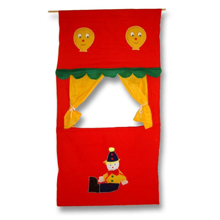 kasperletheater als spielzeug f r die kalte jahreszeit. Black Bedroom Furniture Sets. Home Design Ideas