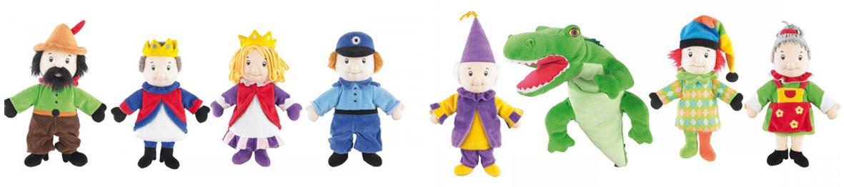 Handpuppenset Puppetshow