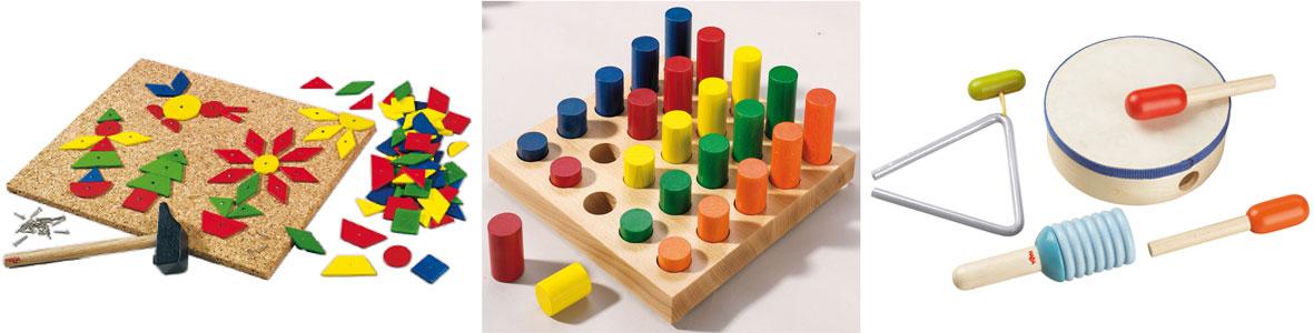 Holzspielzeug von Haba href=
