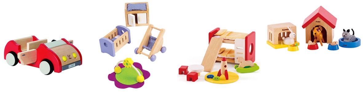 Puppenhausmöbel von Hapea href=
