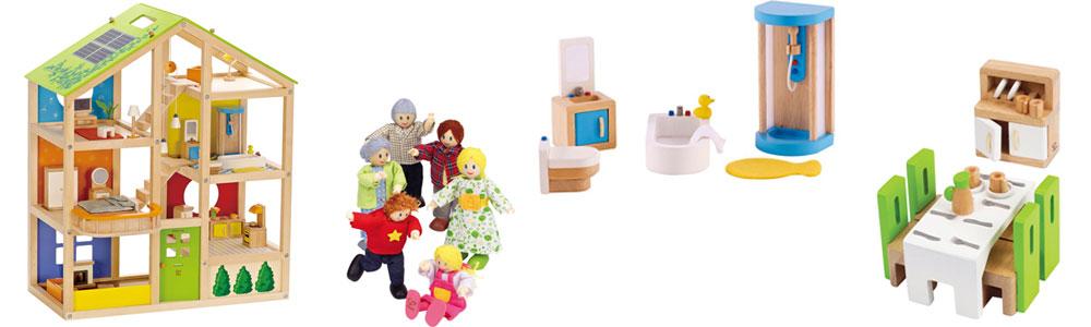 Puppenhaus von Hape