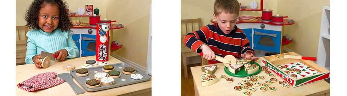 Lernen in der  Kinderküche