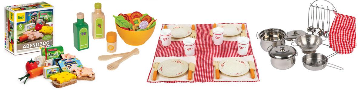 Lebensmittel für die Kinderküche href=