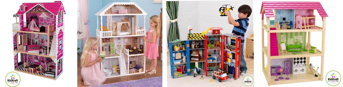 Puppenhäuser von KidKraft