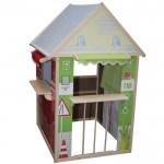 Spielhaus von Roba - Polizei