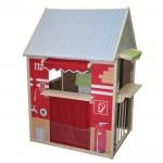Spielhaus von Roba - Feuerwehr
