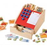 Selecta Kasse für Holzkaufladen