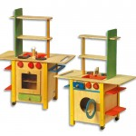 Kinderküche All in One