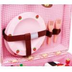Picknickkorb für Kinder Detailansicht