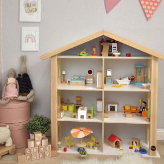 Meppi Maison de poupée Ella