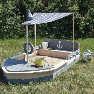 Bac à sable bateau de SUN - 06018