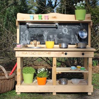 Sun Wooden Mud Kitchen