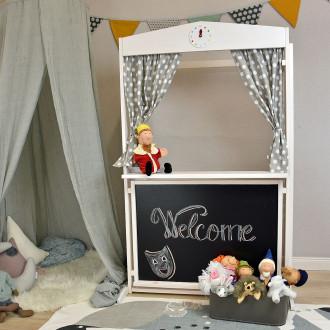 Pinolino théâtre de marionnettes  Sophia