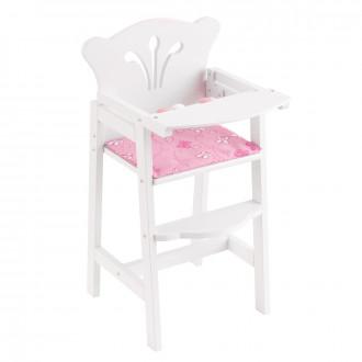 KidKraft Chaise haute Petite poupée 61101