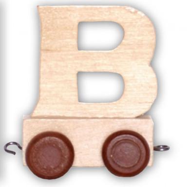 Buchstabenzug B