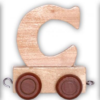 Train - Lettre C