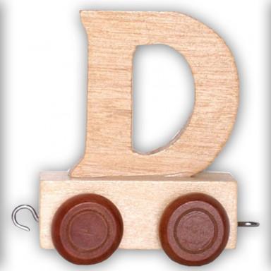 Train - Lettre D