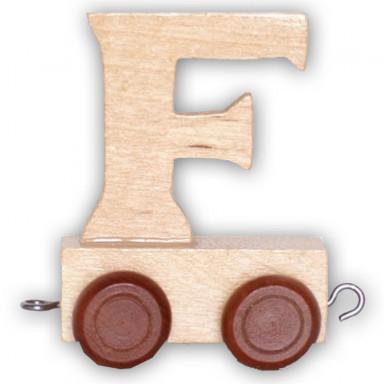 Train - Lettre F