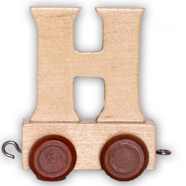Buchstabenzug H