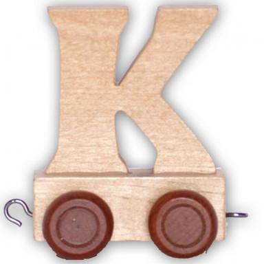 Train - Lettre K