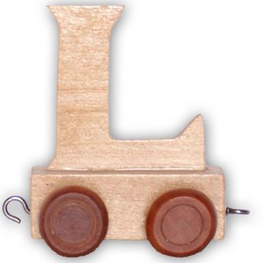 Train - Lettre L
