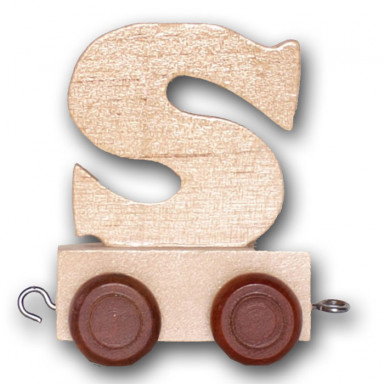 Buchstabenzug S