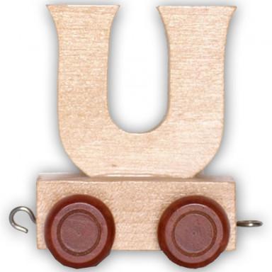 Buchstabenzug U