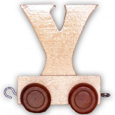 Buchstabenzug Y