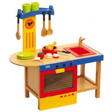 Kinderküche Küchenzauber