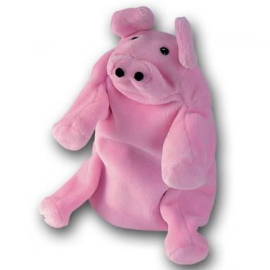 Beleduc Handpuppe Schwein