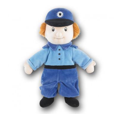 Beleduc Handpuppe Polizist Paul