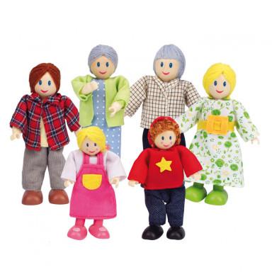Happy Famille heureuse: caucasienne E3500