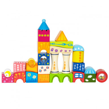 Hape Château en Cube - E0418