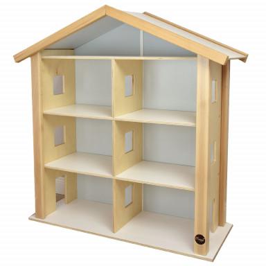 Meppi domek dla lalek z drewna Ella