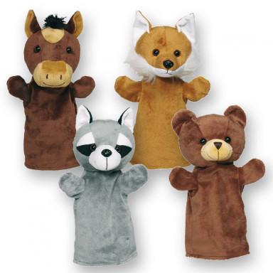 Goki marionette 4 animali