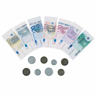 Goki Play money Euro