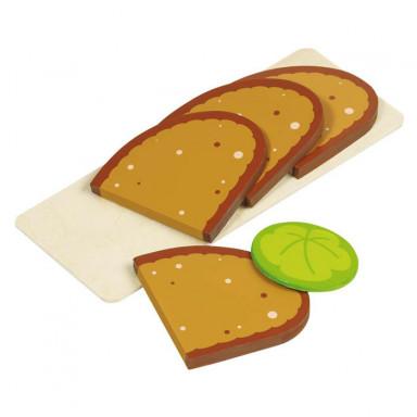 Goki fette di pane