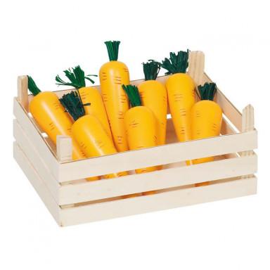 Goki Marchewka w skrzynce na warzywa
