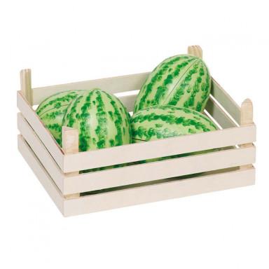 Goki Melony w skrzynce na owoce
