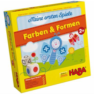 HABA I miei primi giochi - Colori & Forme 4652