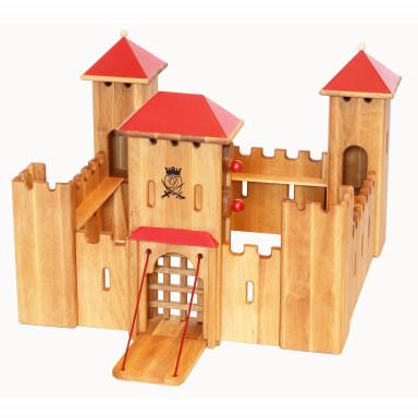 Drewart großes Schloss mit roten Dach