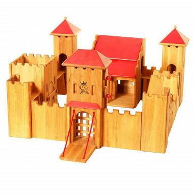 Drewart großes Schloss - Setzen
