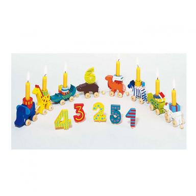 Goki Pociąg urodzinowy