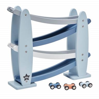 Kids Concept Kugelbahn, blau