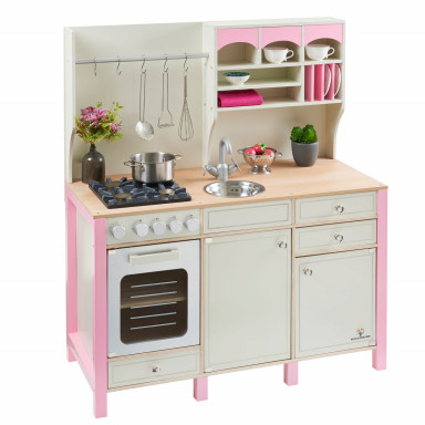 MUSTERKIND® Spielküche Salvia rosa - AUS RETOURE (3)