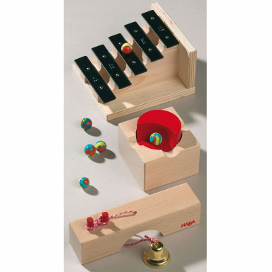HABA Ball Track Sound staircase - Complementary Set 1149